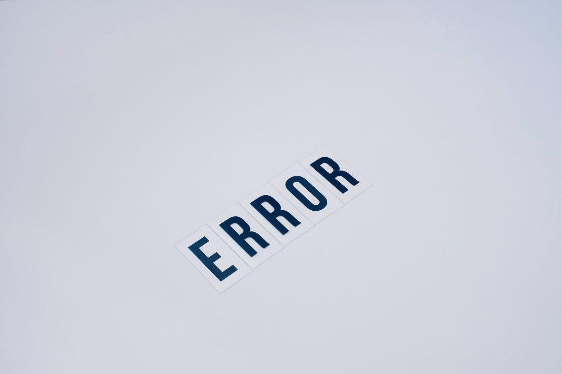 6 Common Web Design Mistakes